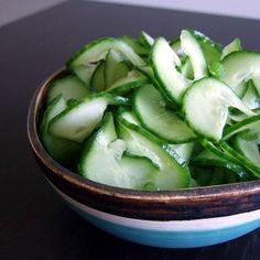 Cool CucumberSalad