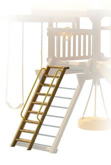Pipe Climb Ladder