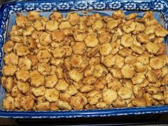 Oyster Ranch Crackers