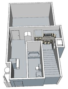Google Sketchup for room design layouts