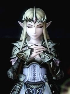 ALL THESE TWILIGHT PRINCESS REFERANCES THOUGH