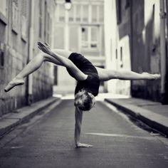 modern ballet leap <3