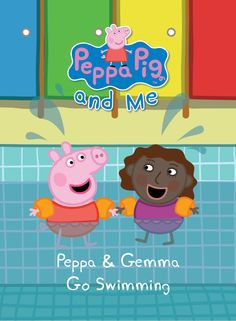 Learning To Swim On Pinterest Peppa Pig Swimming And Book Review