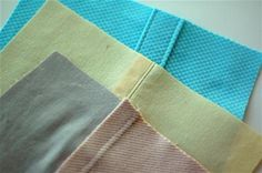 One common mistake is confusing under-stitching, edge-stitching and topstitching.