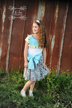 Whimsy Couture Sewing Pattern Tutorial  Bubble by whimsycouture, $8.00