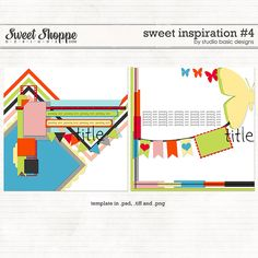 Sweet Inspiration #4 - new freebie on my facebook fan page!! http://www.facebook.com/pages/Studio-Basic-Designs/116731228358581