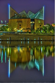 Tennessee Aquarium - Chattanooga, TN!