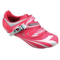 Diadora Women's Aerospeed 2 Road Shoes - Diadora Cycling Shoes #FitFluential #FitGear #FitnessBucketList