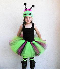 Cute alien costume