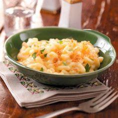 Double-Cheese Macaroni