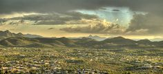 Tucson, Arizona - my hometown.