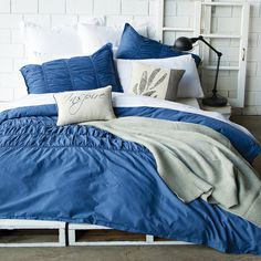 San Marco Lucy Quilt Cover Set