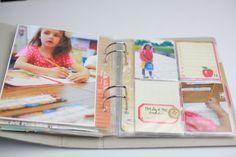 school mini album
