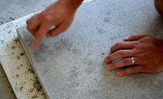 Concrete counter tops!