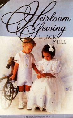 Martha Pullen Heirloom Sewing for Jack and Jill by Lonestarblondie, $12.00