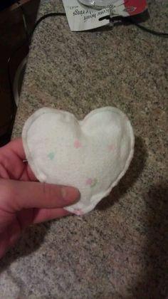 Homemade hand warmers for Xmas