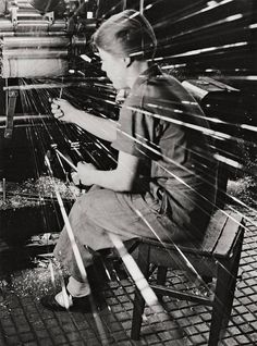 Paul Wolff and Alfred Tritschler - Cellophane Worker, 1937