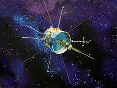 A hardy little spacecraft is about to come home after an incredibly long journey and an unexpected mission it had not been built for. As it flies by Earth next month, scientists will have a brief window to attempt to communicate with the vintage NASA craft and put it back to work on its original mission... Yesterday, NASA officially endorsed the group, known as the the ISEE-3 Reboot Project, and signed a space act agreement giving it the go ahead to try to bring back to life the 1978 mission...