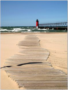 South Haven, Michigan.