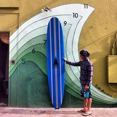 "9.6"" Banana Model / Harbour Surfboards"