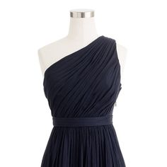 J.Crew navy bridesmaid dress...maybe they make it in other colors?
