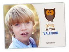 Free Valentine Card Template :)