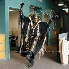Enchanting Magical Mystical Genie Costume... Coolest Halloween Costume Contest