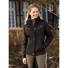 How can you go wrong with anything made by Pikeur? They're clothes last forever! Pikeur® Odelia Jacket