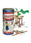 Nostalgia toy -- Tinkertoys
