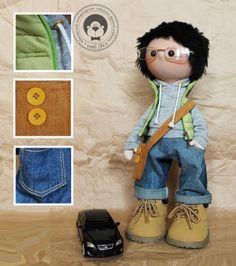 Delícias suaves de Wolli Chi: Bonecas / Bonecas