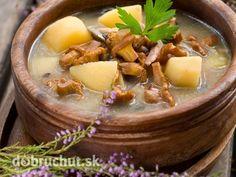 Hubová polievka