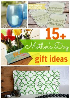 15 mother, mothers day, gift ideas, mother day gifts, giftparti idea