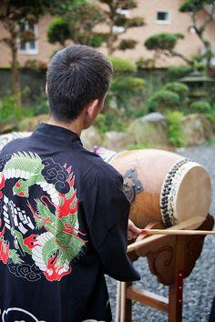 Taiko / 太鼓 Festival Performance