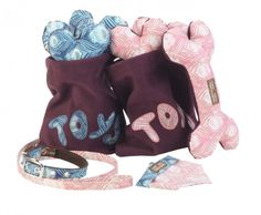 toy storage bags from LoveMyDog - Dog Milk