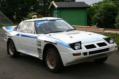 1984 Mazda RX7 Group B Rally Car