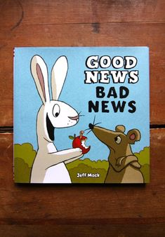 Book of the week: Good News Bad News