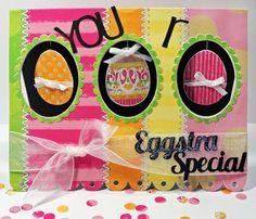 Tutorial :: You R Eggstra Special by Scrapgirls.com :: Free Dowloadable Cuts!