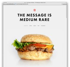 52 Design Lessons You Can Learn From A Hamburger