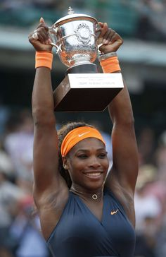 Serena Williams Roland Garros 2013