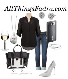 Fadra from AllThingsFadra.com  She's witty, she's smart and she will captivate you!