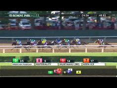 American Pharoah win