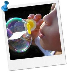 Summer Party Ideas | Beach Party Crafts | Bubbles at Birthday in a Box