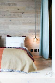 25 Hours Hotel Bikini in Berlin via Happy Interior Blog