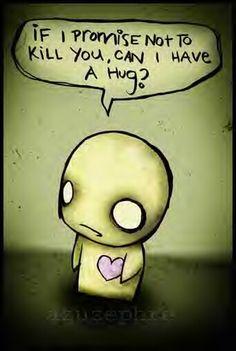 hug, lol