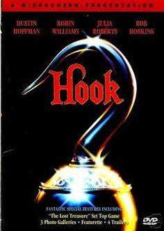 HOOK - Steven Spielberg / Peter Pan - DVD NEW +EXTRAS