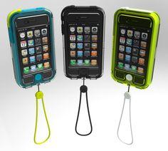 Waterproof Iphone Case! A project on kickstart!