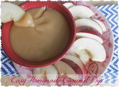 The Better Baker: Easy Homemade Caramel Dip