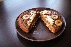 Banana and Buckwheat Cake #Recipe