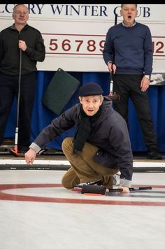 See? I knew curling was awesome. (Well, it is now anyway!)