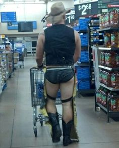Hotties Of Walmart 99